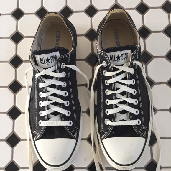 1afcc160ba3935 Converse Other - Converse All Stars Black  White Size 13 Mens Shoes